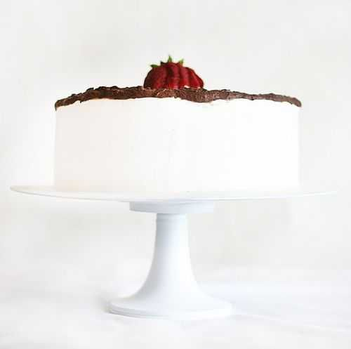 Want to try this - similar to Ina Garten's chocolate cake.