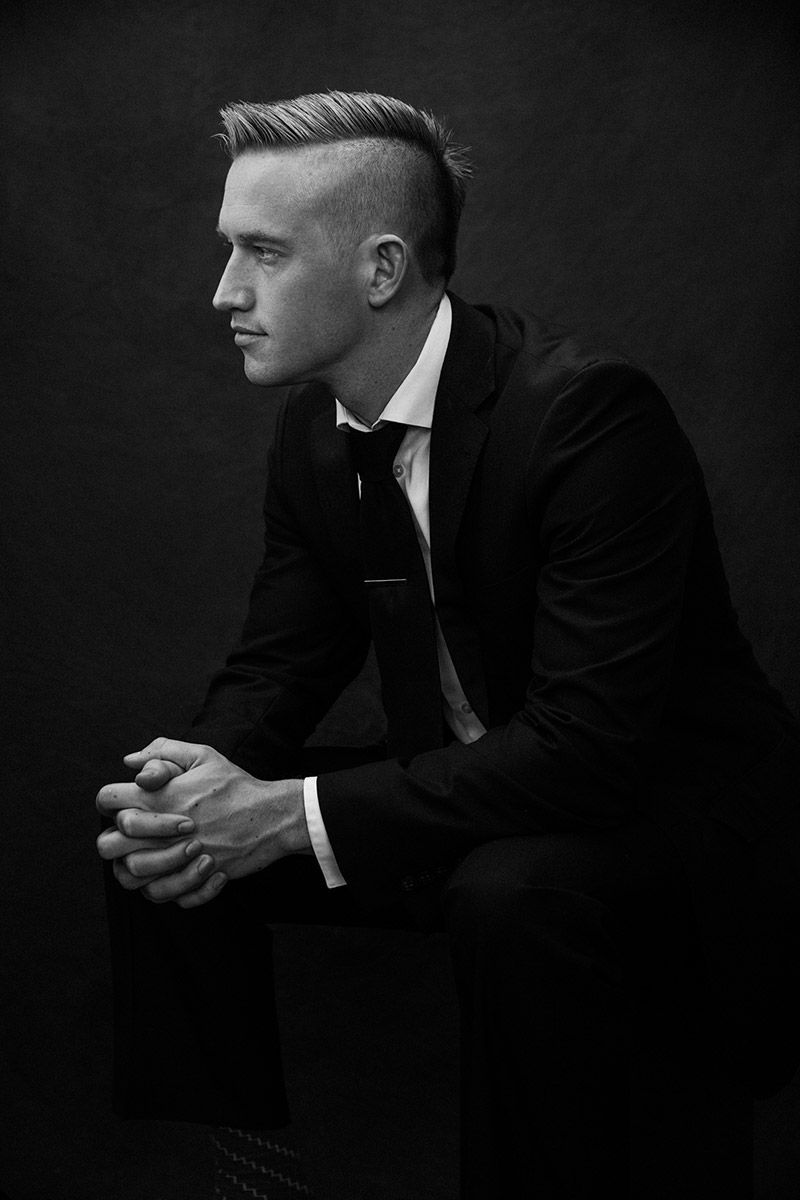 Male Portrait by Jamie Nease Sue Bryce Education The