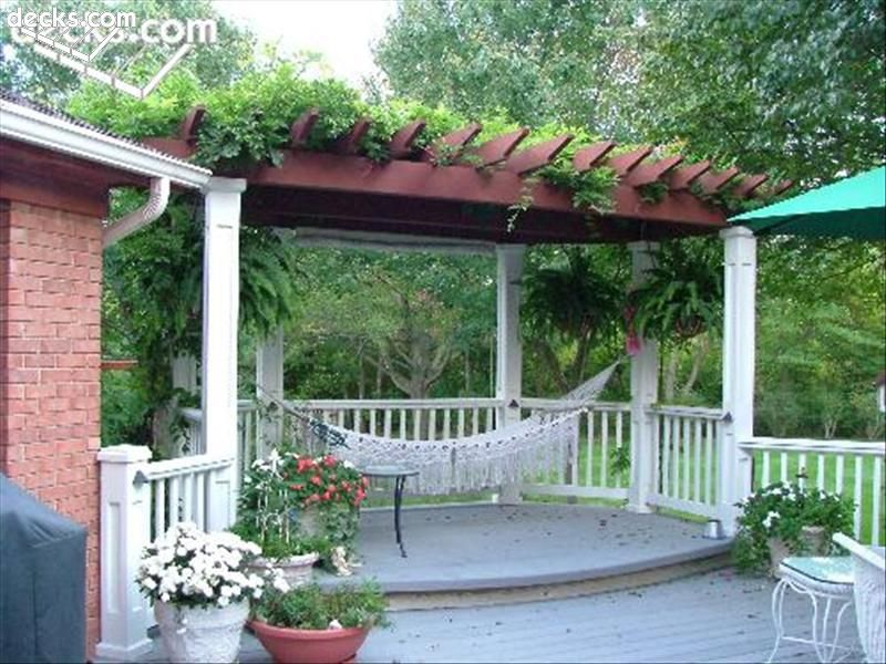 how to build a pergola with canopy