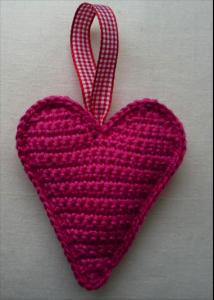 Hartje Haken Met Nl Tutorial In Love With Crochet Crochet
