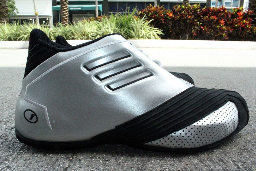 Adidas Basketball Shoes 2002