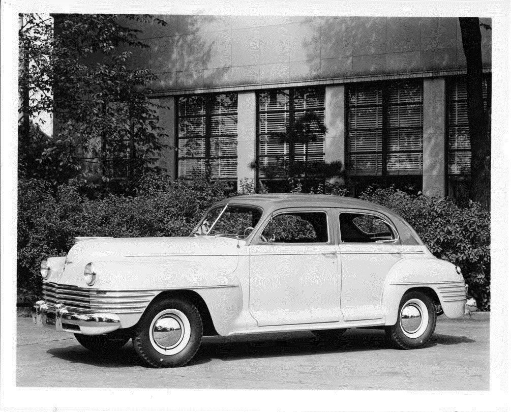 1942 Chrysler Town Sedan Original Factory Photo Oub6310 Ebay Chrysler New Yorker Chrysler Chrysler Cars