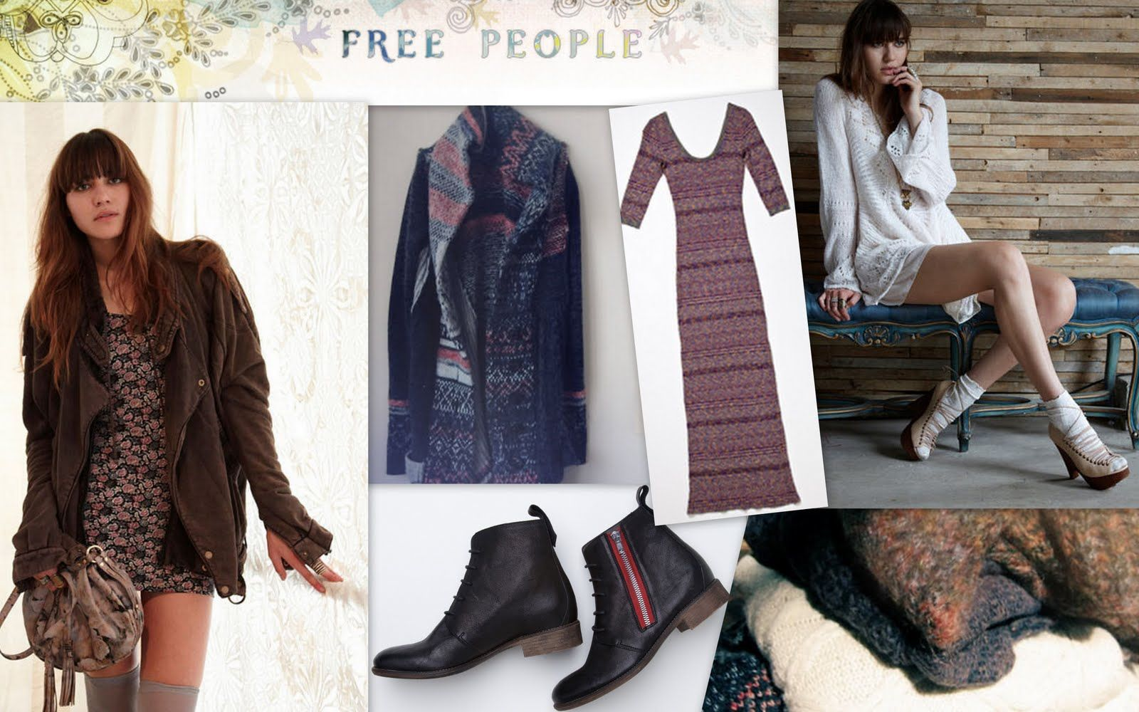 Natalie Off Duty: Free People October 2010 Catalog Preview