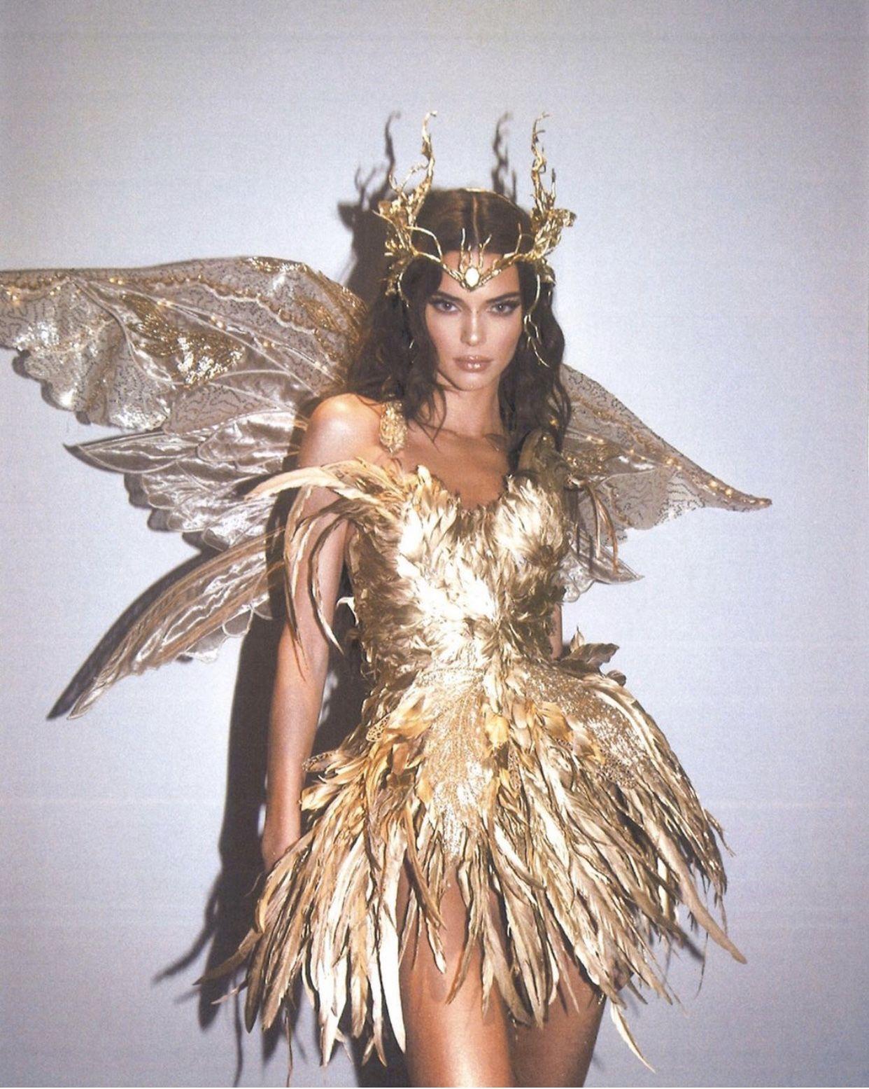 Kendall Jenner Halloween 2020 Kendall Jenner in 2020 | Kendall jenner halloween, Forest fairy
