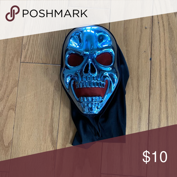 Mask Dress up for Halloween to welcome your trick-or-treaters!  5⭐️ Rated Posh Ambassador! BUNDLE For a Discount and to Save on Shipping!! Make An OFFER! Holiday Holiday Decor #myposhpicks