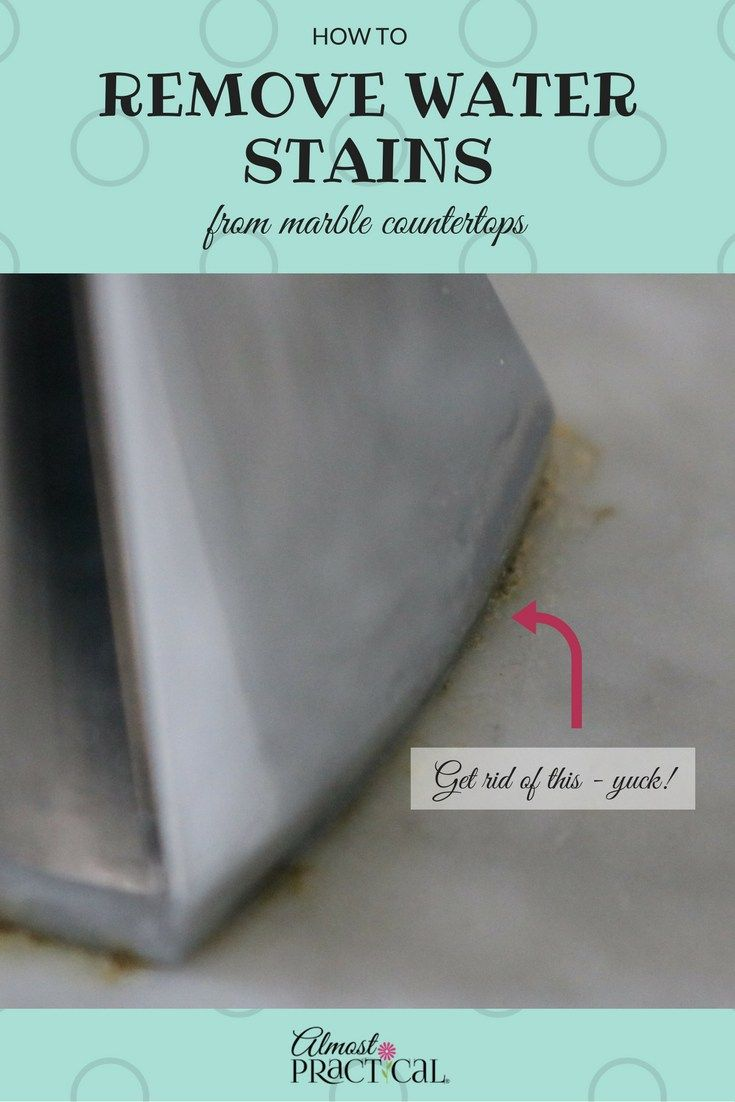 Beau How To Remove Water Stains From Marble Countertops Around Faucets