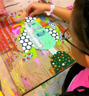 Picasso:  Sleepyhead Designs Studio: Kid's Recycle Art Workshop
