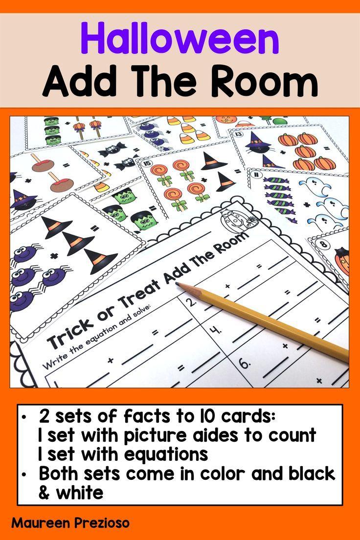 Halloween Activities for Kindergarten | Pinterest