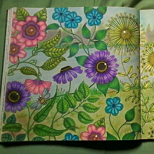 Johanna Basford   Picture by Rogeria Lima   Colouring Gallery