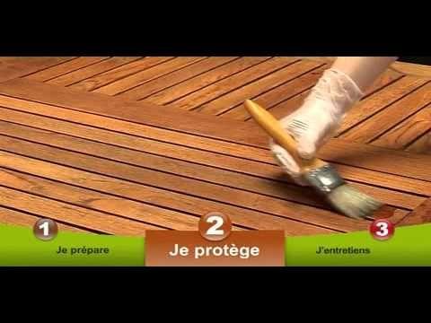 Comment rénover et entretenir votre mobilier de jardin en teck et ...