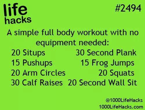 träning diet schema