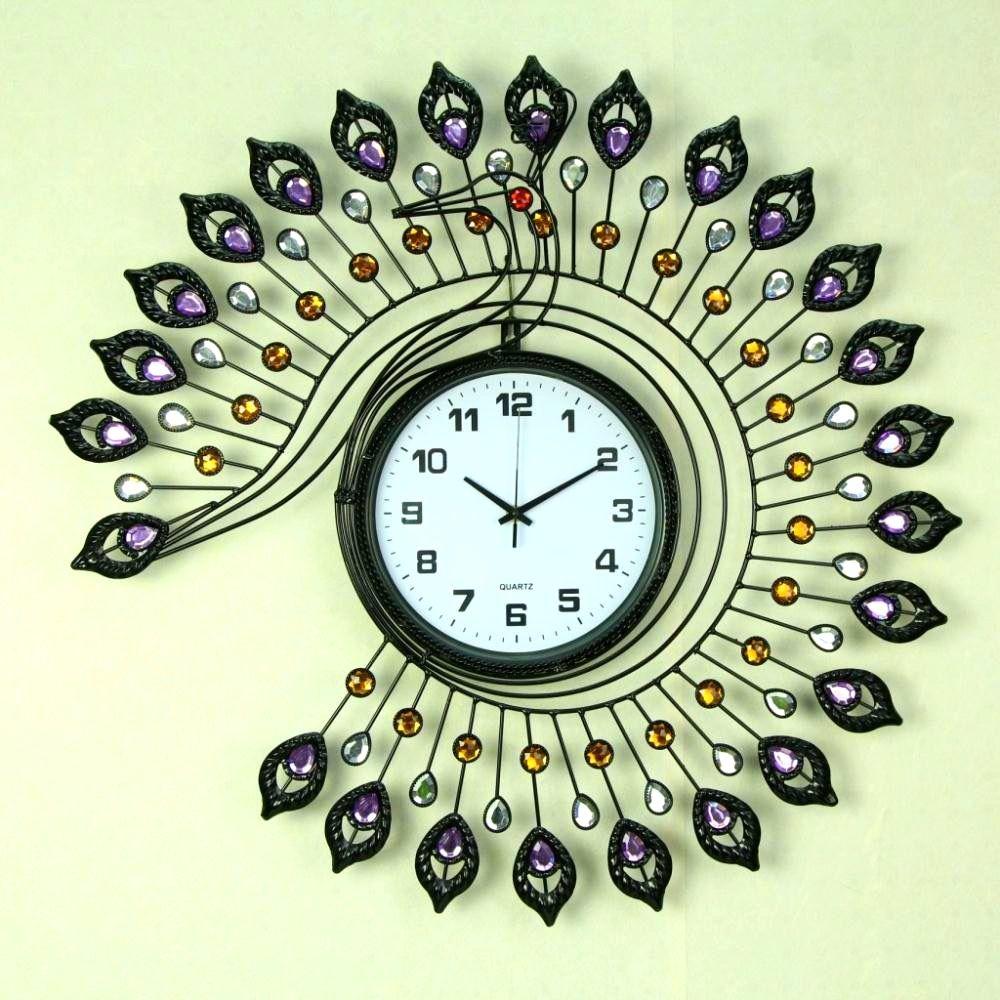 Furnitureglamorous Decorative New Wall Clock Modern Design Font B