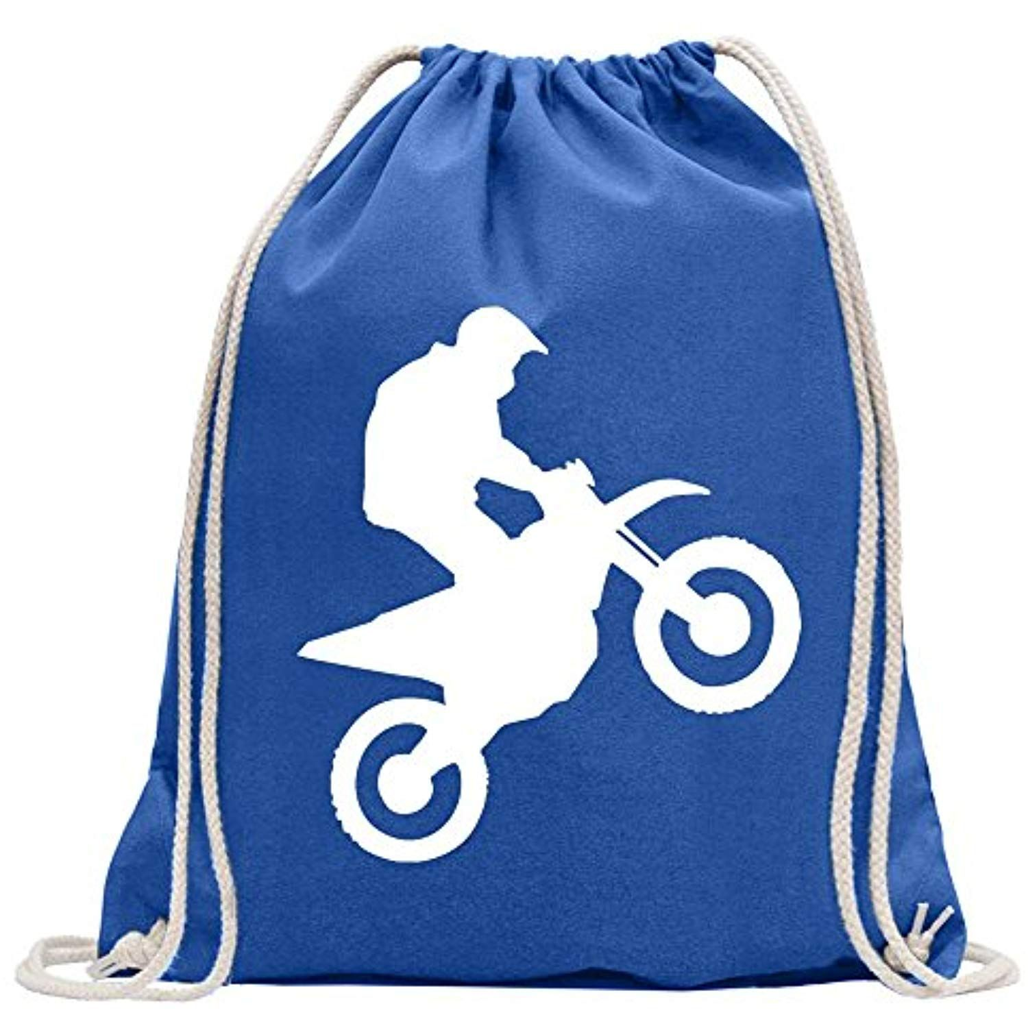 KIWISTAR Motocross Motorcycle Bike Fun backpack sports