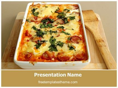 Download Free Italian Food Powerpoint Template For Your