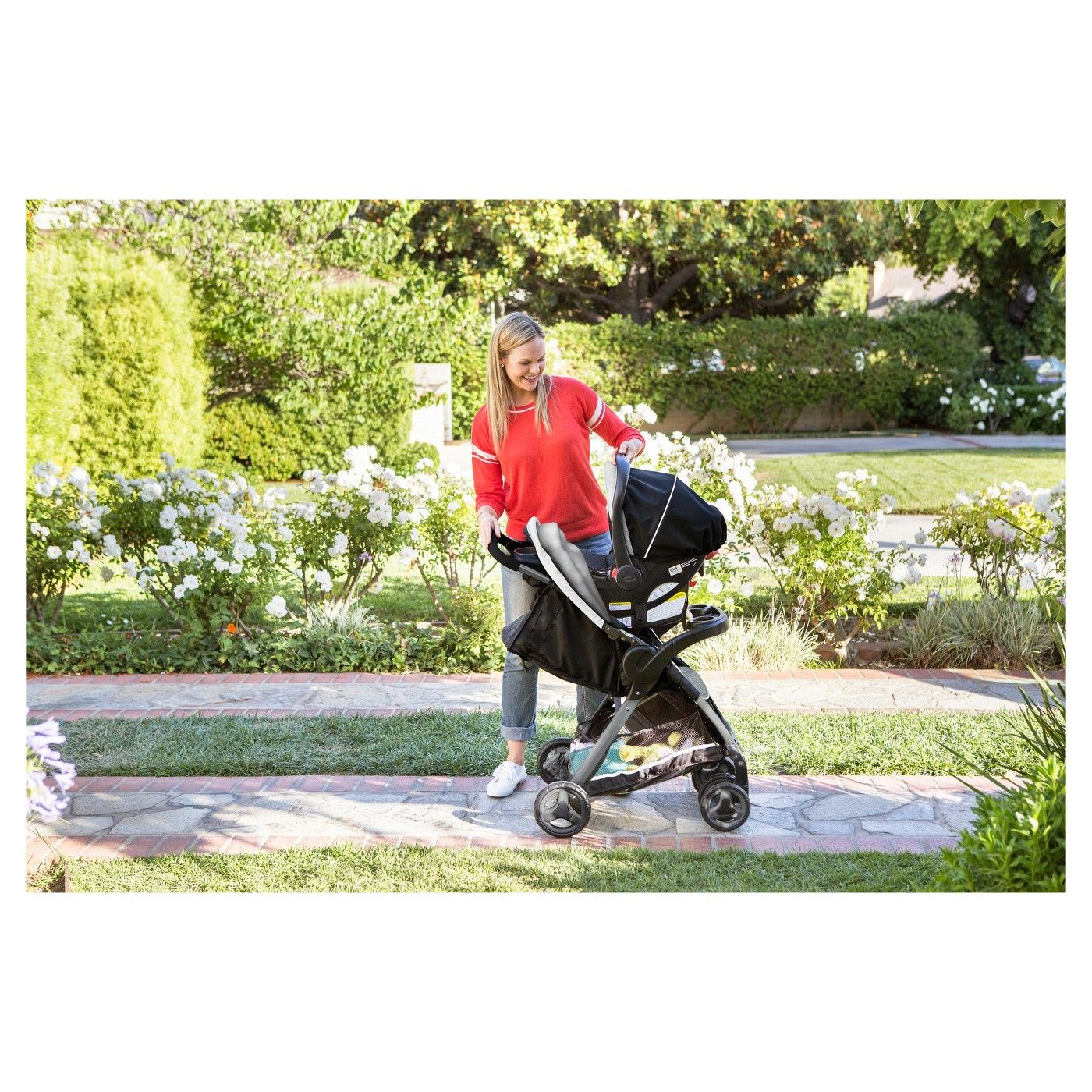 Graco? FastAction Fold? Click Connect? Travel System