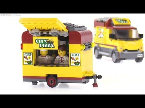 LEGO City pizza shop truck 60150 w//Tracking# form JAPAN Free shipping NEW