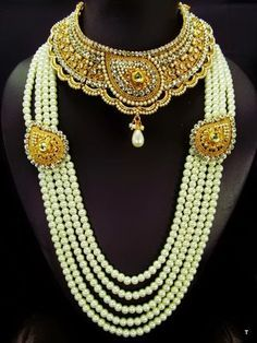 Specialist In The Coordination Of Indian Bridal Jewellery UKIndian Bollywood Necklace Set With EarringsThe Best
