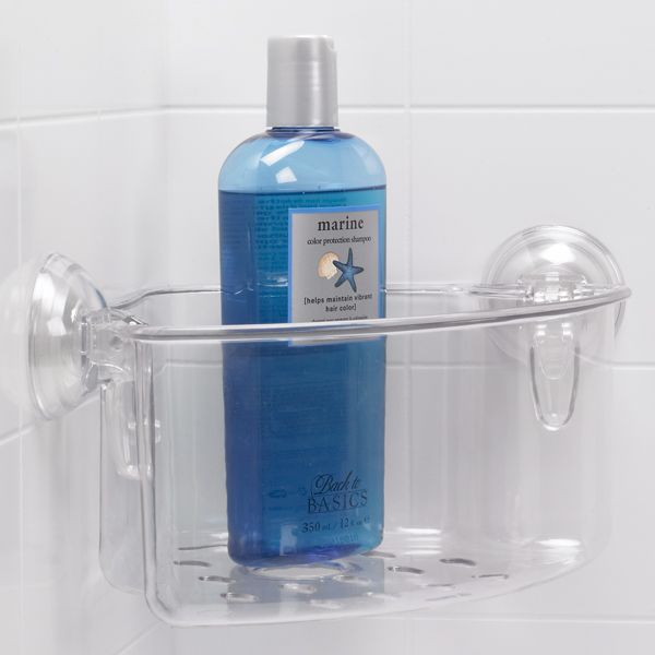 Power Lock Corner Basket | ««our little home»» | Pinterest | Shower ...