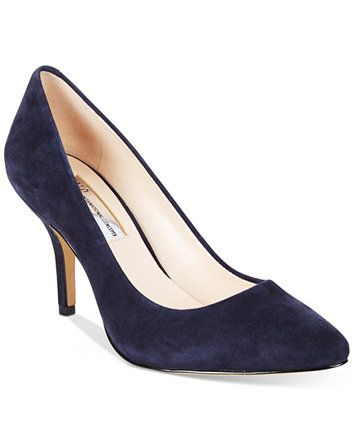INC International Concepts Womens Zitah Pointed Toe Pumps, Only at Macy's | macys.com