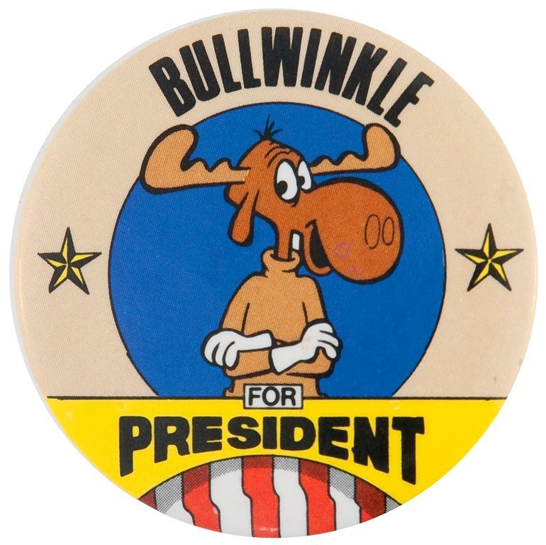 Bullwinkle With Images Classic Cartoons Vintage Cartoon