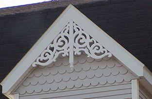 Gable Decoration Style B Gable Decorations Victorian