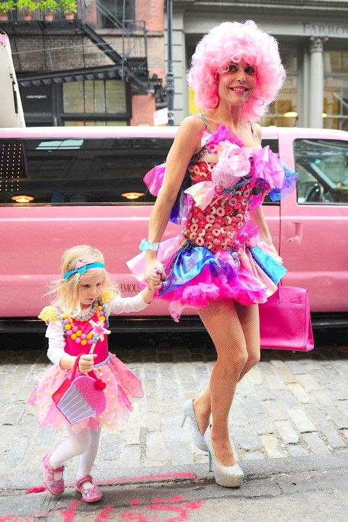 Bethenny Frankel and Bryn are a Sweet Pair this Halloween!  sc 1 st  Pinterest & Bethenny Frankel and Bryn are a Sweet Pair this Halloween ...
