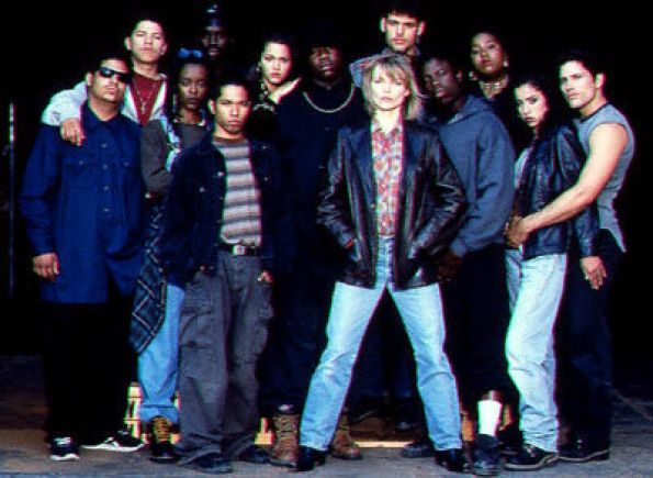 Stills From The Movie Dangerous Minds Dangerous Minds Movies Mindfulness