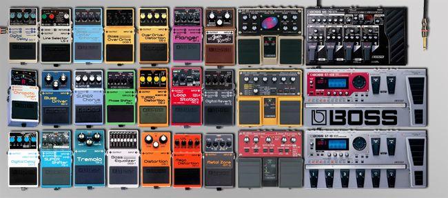 array of boss pedals boss effects pedals boss pedals boss effects guitar. Black Bedroom Furniture Sets. Home Design Ideas