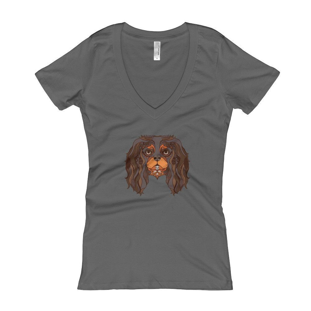 black & tan tattoo | women's tee
