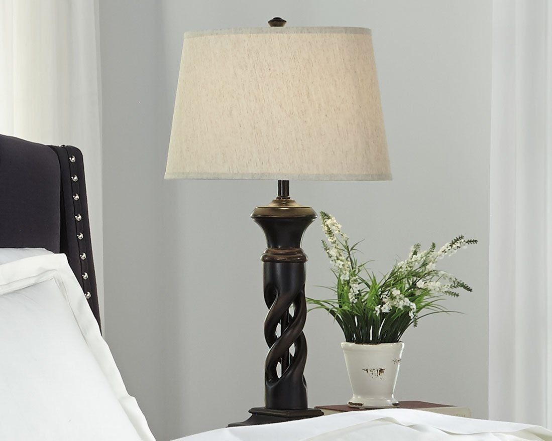Pin It For Later Read More On French Country Bedside Lamps Ashley Furniture Signature Design Fallon Table Lamp Classic F Lamp Table Lamp Signature Design