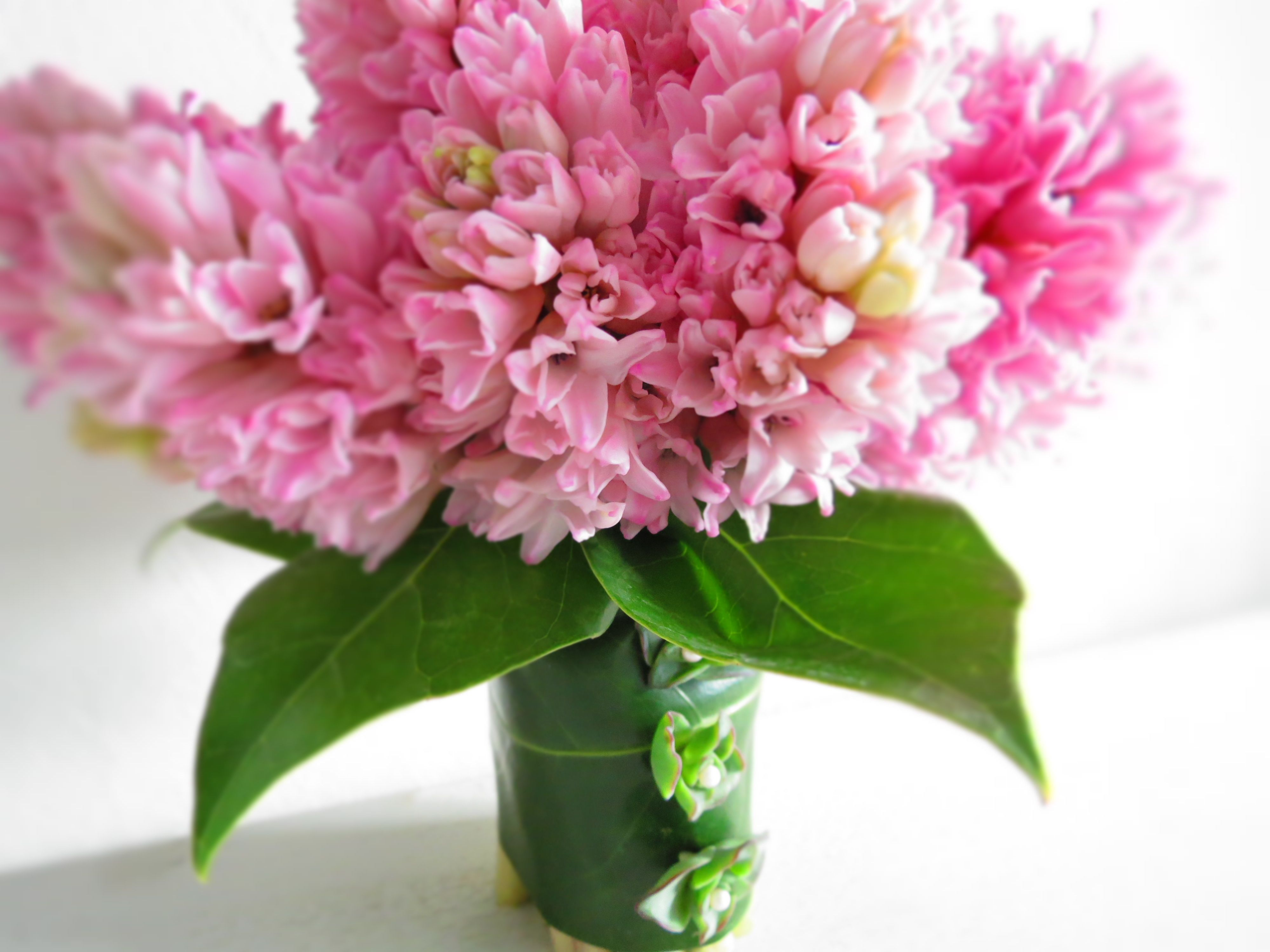 Hyacinth bouquet wedding bouquets pinterest hyacinth bouquet hyacinth bouquet izmirmasajfo