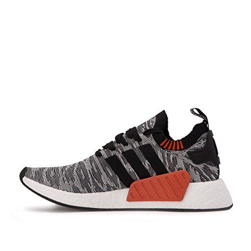 d04c1f3f394 Adidas NMD R2 Primeknit Mens Shoes Core BlackRunning White by9409 115 DM US     Amazon most trusted e-retailer  AdidasFashion