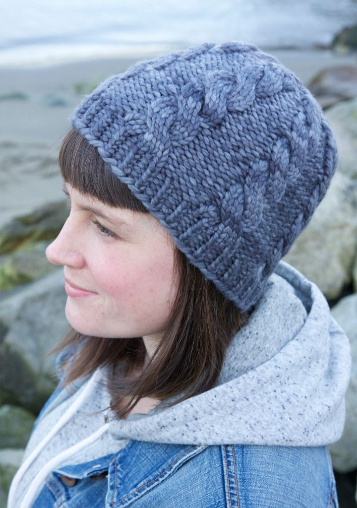 9f72f765814 Northward Hat by Tin Can Knits