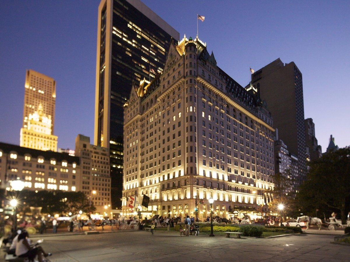 The Plaza Hotel, New York | The plaza hotel nyc, New york ...