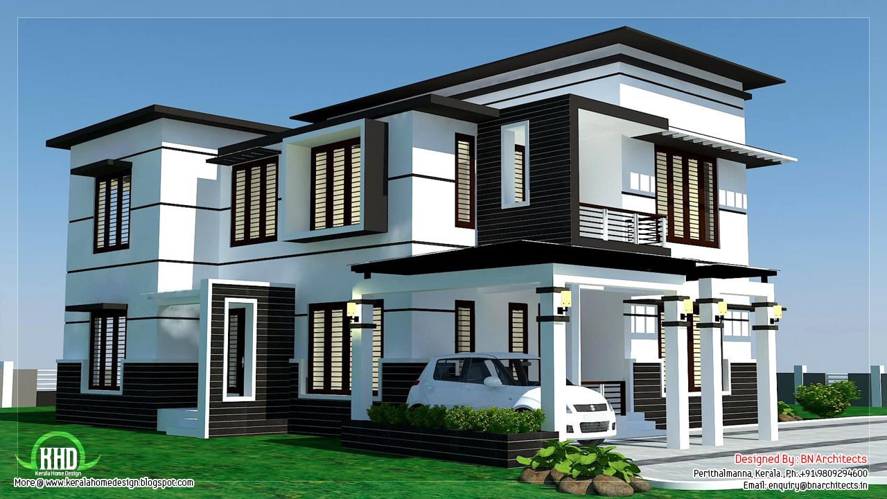 home plans one room school details about this modern house contact - Home Design Modern