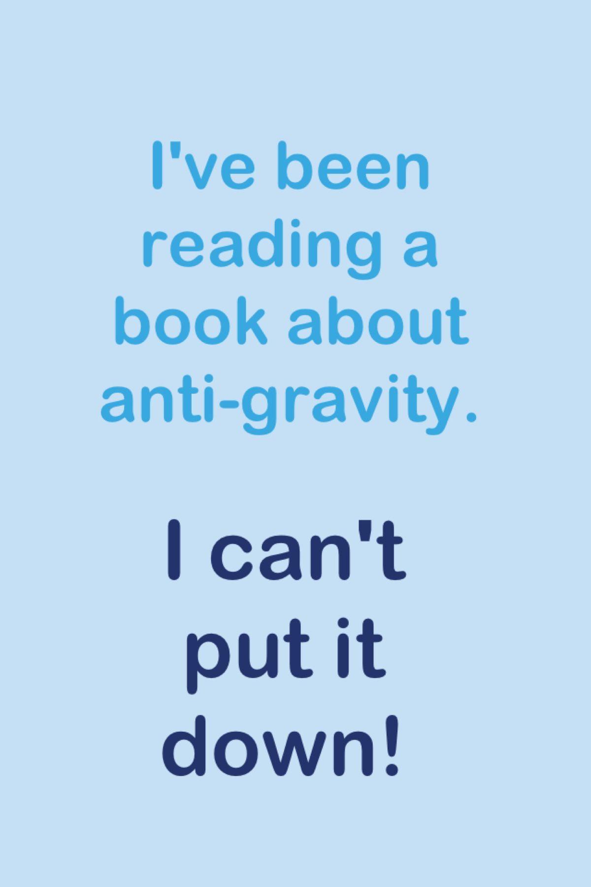 Gravity Pun