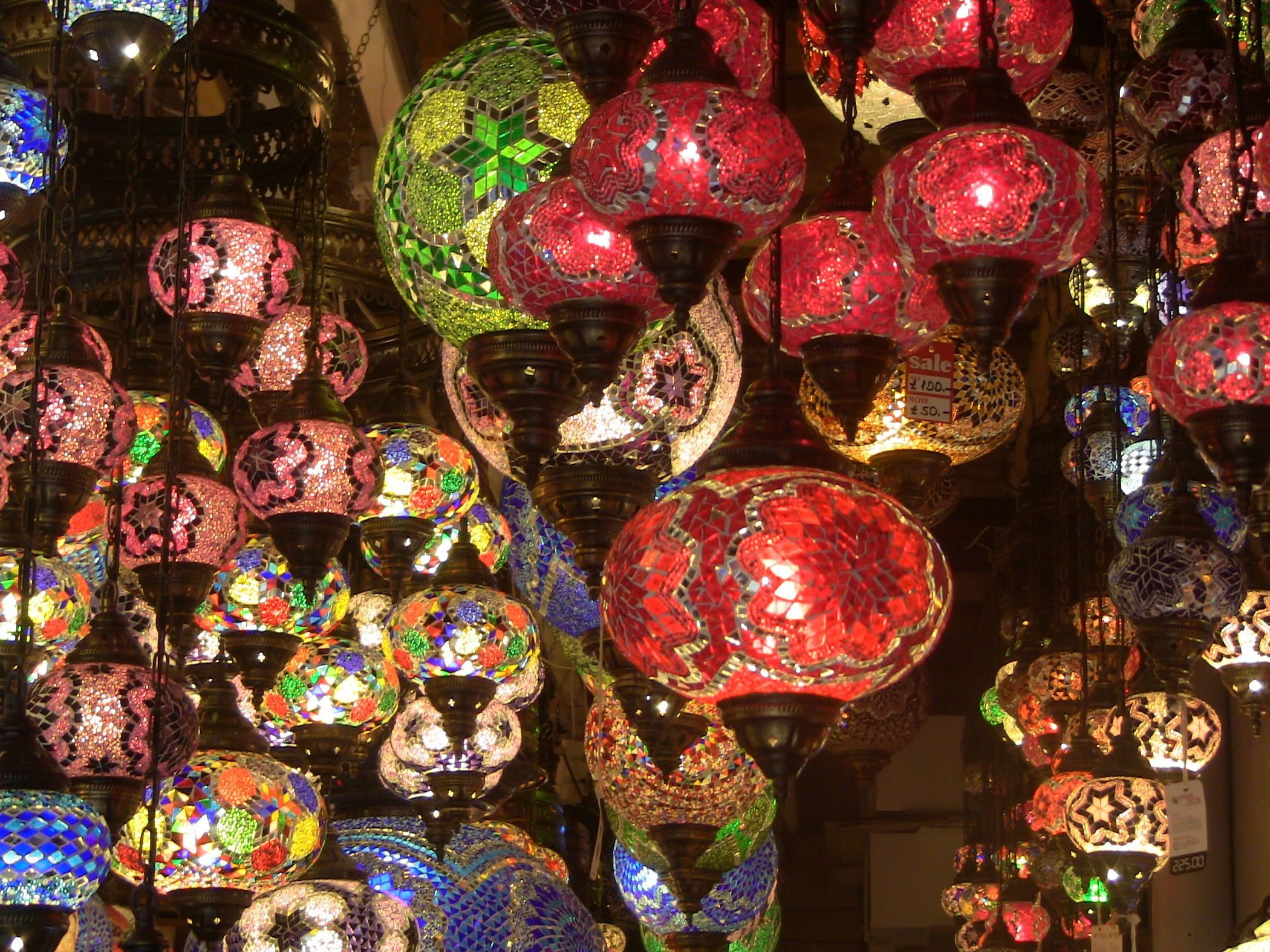 Camden Market Les A Turkish Lamp I Could Have