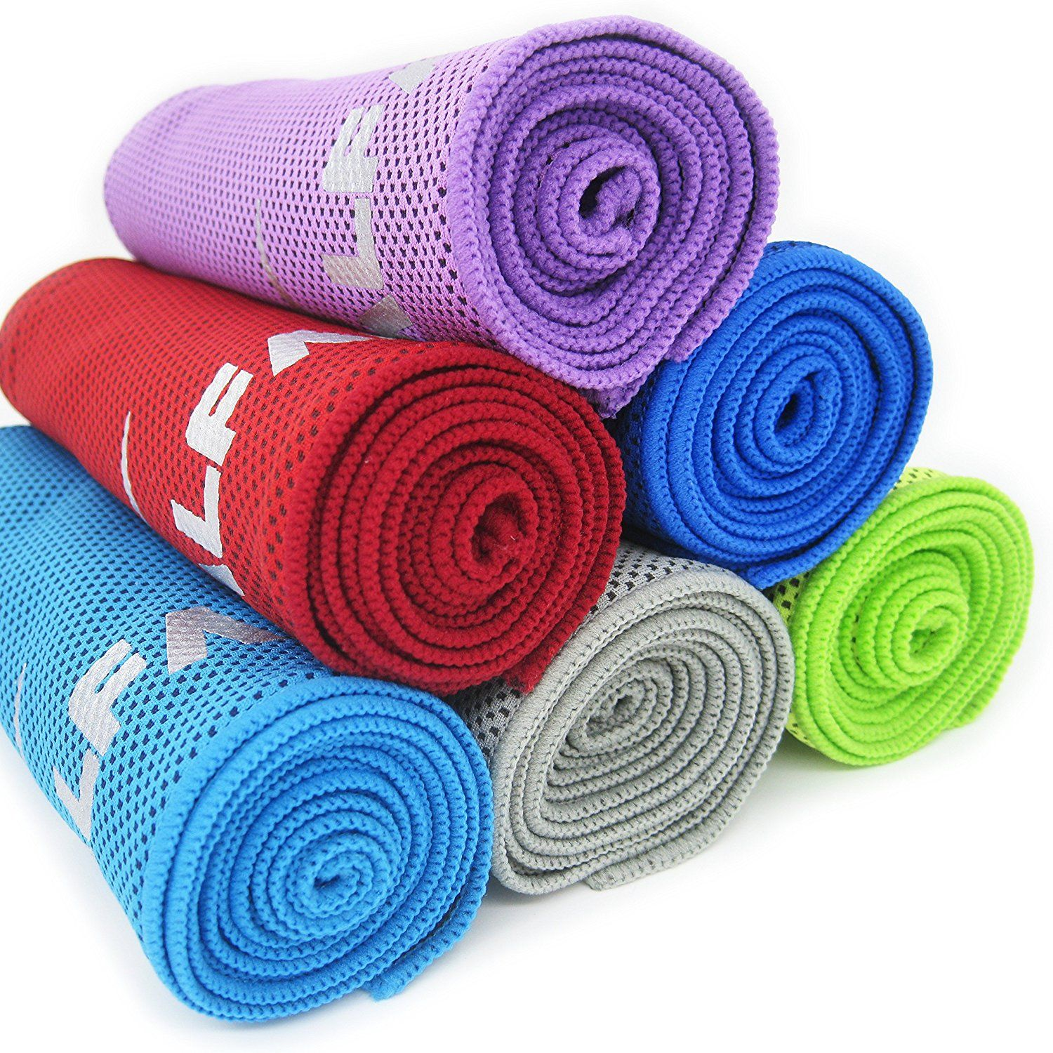 Alfamo Cooling Towels For Sports Fitness Gym And Yoga 40 Inch