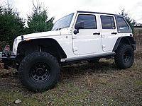 Jeep Jk 17 Steel Wheels