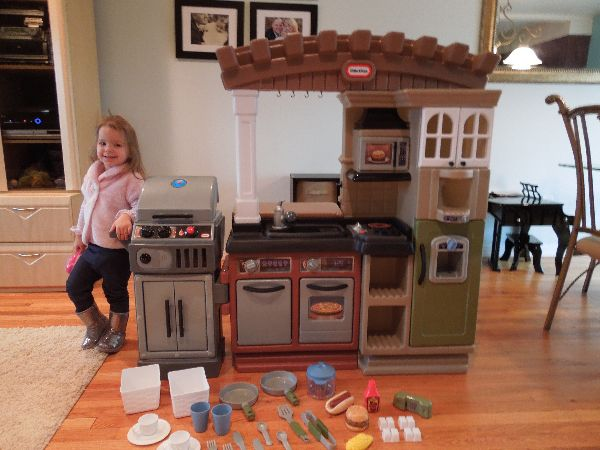 Majestic #KidKraft Little Tykes #Kitchen  Magnificent KidKraft Little Tykes Kitchen