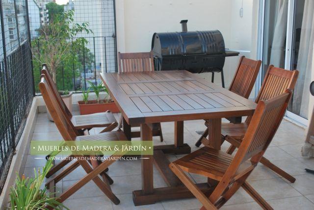 Mesas para Balcon | Muebles de exterior, Decoraciones de