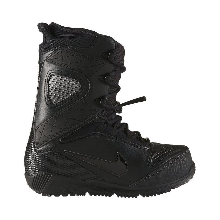 Nike Zoom Kaiju Snowboarding Boots 10 Men S Black Sb Msrp 400 New Sporting Goods Winter Sports Snowboarding Ebay Snowboard Boots Boots Nike Zoom