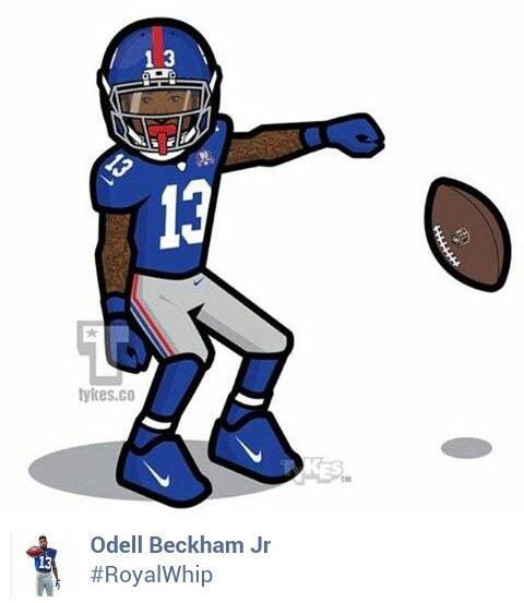 Beckham Jr Nfl Football Players Odell Beckham Jr