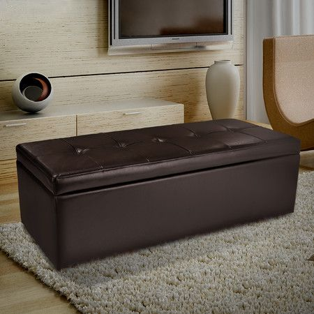 Online Home Store For Furniture Decor Outdoors More Wayfair Storage Ottoman Leather Storage Ottoman Storage Ottoman Bench