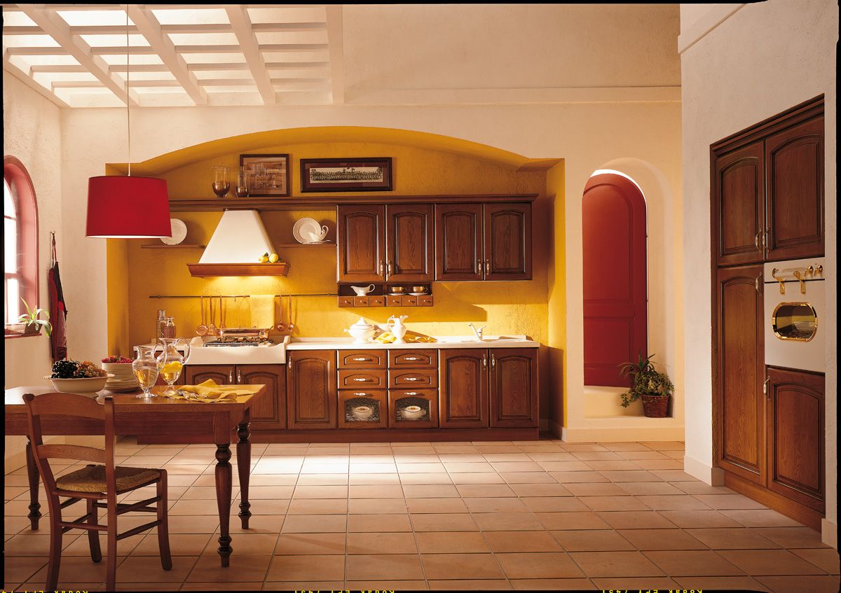 perugia is the country-flavor cuisine and classic. http://spar.it ... - Catalogo Cucine Classiche