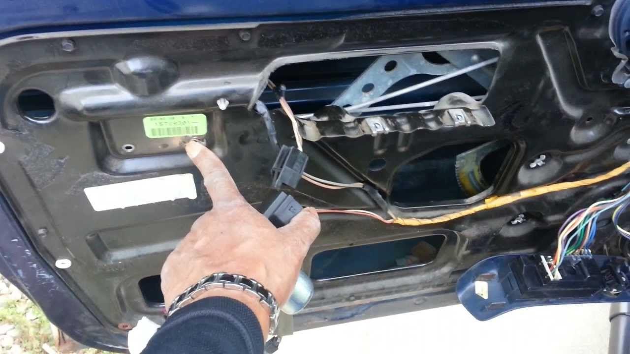 1999 Chevy Tahoe Driver Side Door Handle Repair Chevy Tahoe Chevy Door Handles