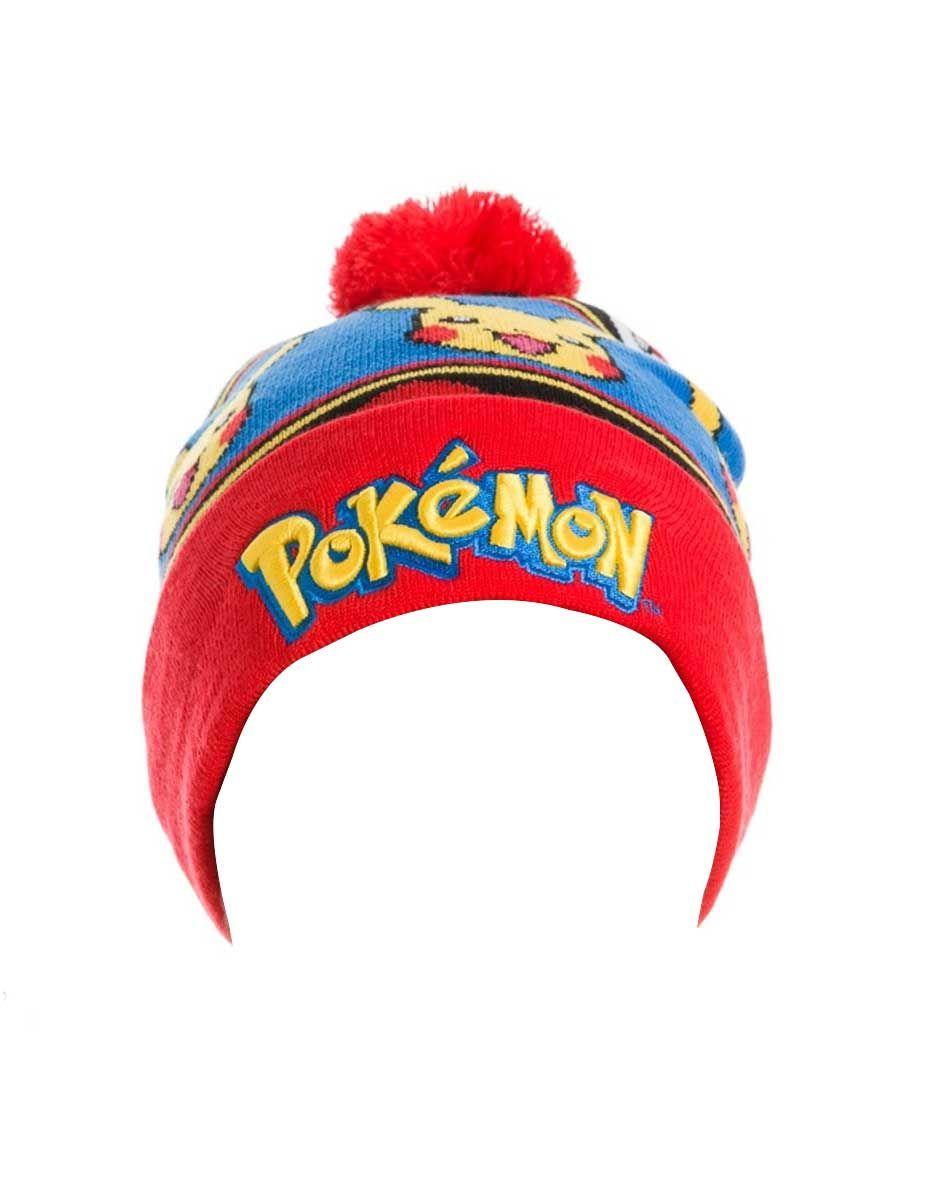 Mössa Pokemon - Pikachu   Pinterest   Pokémon, Nintendo and Bad hair 2bd92bafd01