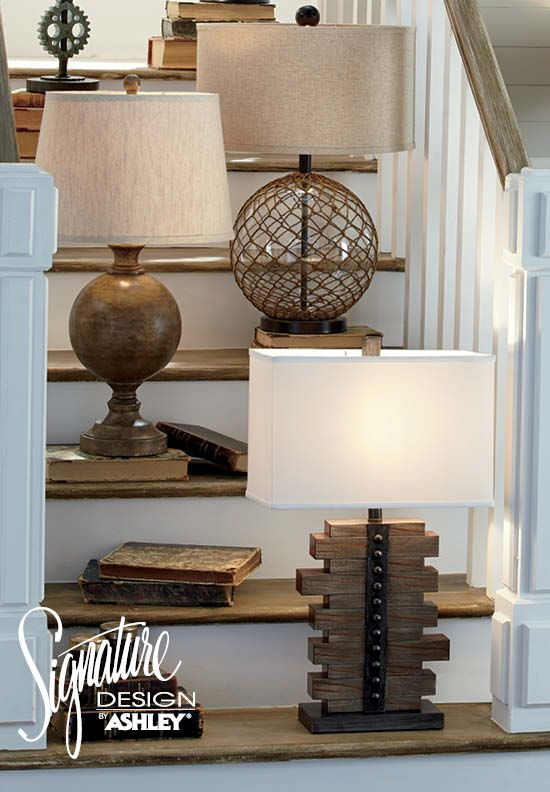 Accent Lamps Lighting Ashley Furniture
