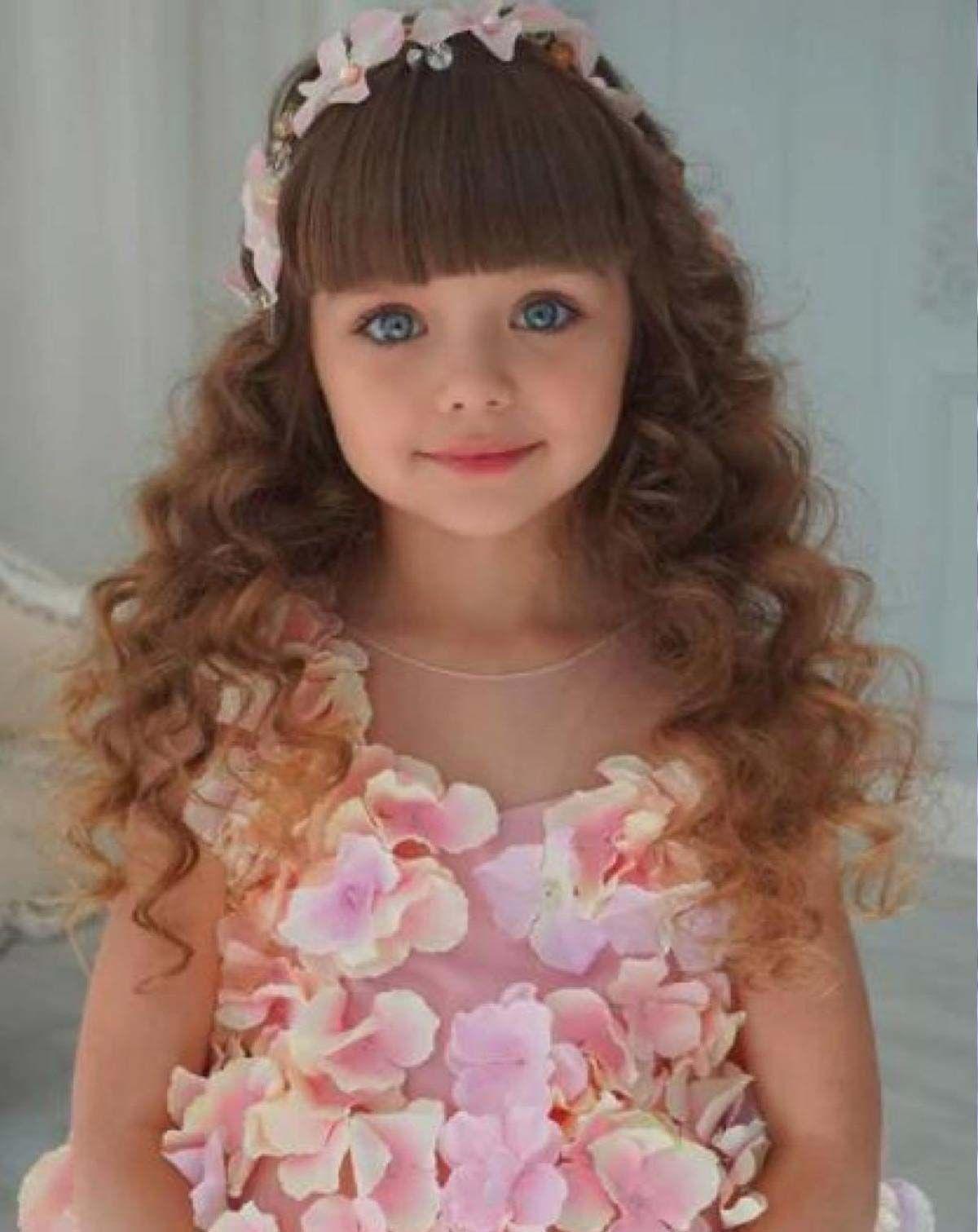 Garota De 6 Anos Acaba De Ser Eleita A Crianca Mais Bonita Do