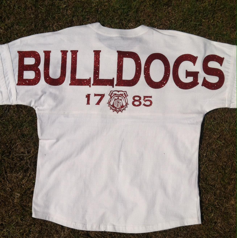 custom uga jersey